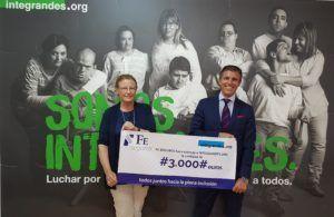 Fe Seguros colabora con la asociación Integrandes.org